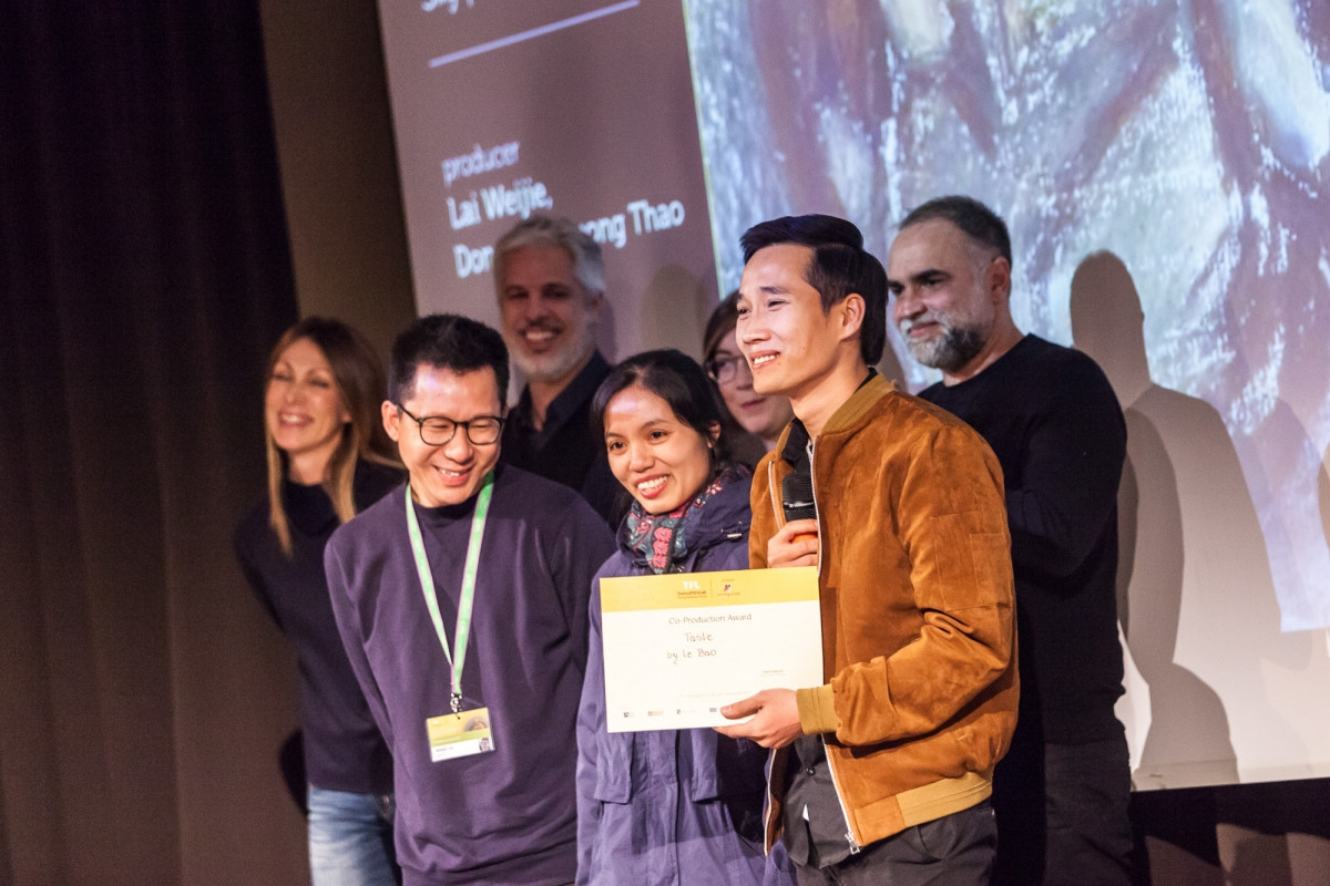 TFL Meeting Event 2018: discover the FeatureLab Awards & Jury