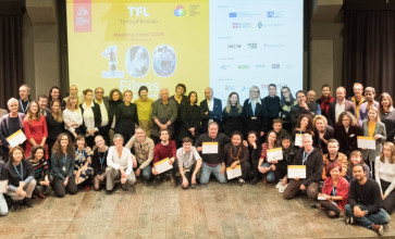 Awards & winners of the TFL Meeting Event 2019