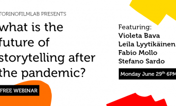 Free webinar: What is the future of storytelling after the Pandemic?